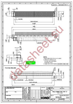 121A10139X datasheet скачать даташит