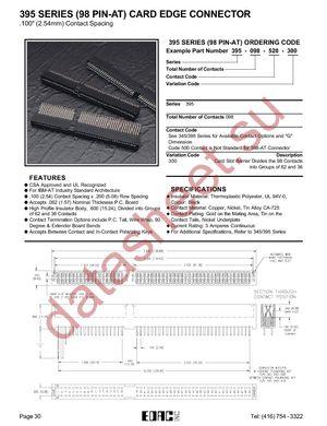395-020-520-202 datasheet скачать даташит