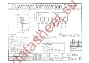 D01-9971001 datasheet скачать даташит