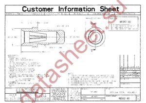 H8502-01 datasheet скачать даташит