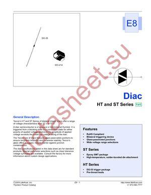 HT40 datasheet скачать даташит