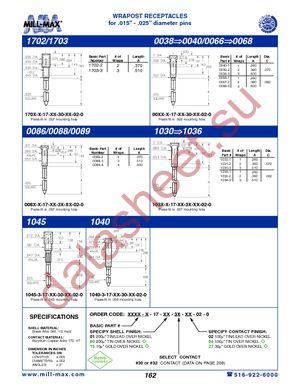 0040-1-17-15-30-27-02-0 datasheet скачать даташит