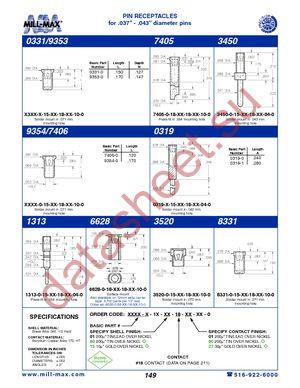 9353-0-15-15-18-27-10-0 datasheet скачать даташит