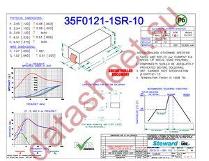 35F0121-1SR-10 datasheet скачать даташит