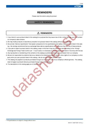 C1608X7R1H222K datasheet скачать даташит