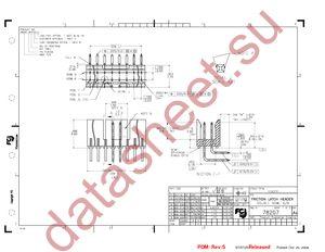 78207-120LF datasheet скачать даташит